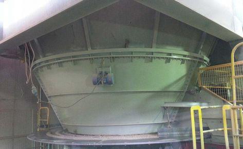 400 Tonne Hopper