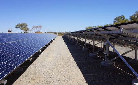 Karratha Solar Panel Installation